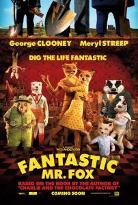 The Fantastic Mr. Fox movie